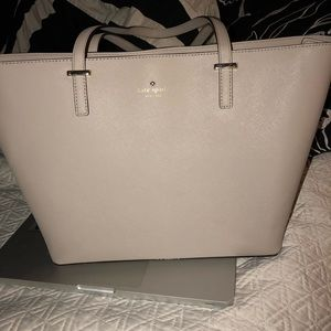 Medium Kate Spade Tan Tote